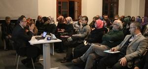 Şehir Akademisi seminerlerinde Ortadoğu'da mezhep konuşuldu