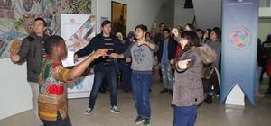 Anadolu Üniversitesi öğrencilerinden 'dönem sonu eğlencesi'