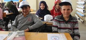 Karaman'da kitap toplama kampanyası meyvelerini verdi