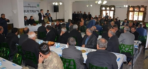 Aralık ayı Muhtarlar ve Güvenlik toplantısı yapıldı.