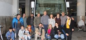azilli Belediyesi'nden engellilere ulaşım desteği