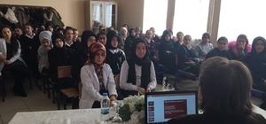 Çomaklı 'Tarihe yazılmış Erzurumlu Kadınlar'ı anlattı