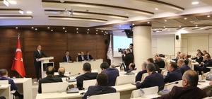 STSO, Aralık ayı meclis toplantısı yapıldı