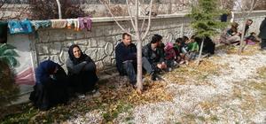 Konya'da 43 yabancı uyruklu yakalandı