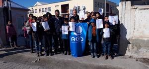 Özalp'de Seyir -i Nebi yarışması yapıldı