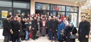 Yazıhan AK Parti Kadın Kollarında kongre heyecanı