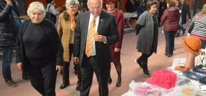 Süleymanpaşa Belediyesi ve Hayal Adası kadınlarından eğitime destek kermesi