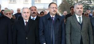 """Bakan Özhaseki: """"Cumhuriyet tarihinin en zor günlerini yaşıyoruz"""""""
