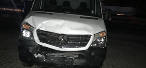 Vezirhan'da trafik kazası: 2 yaralı