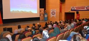 Kozan'da aile içi eğitim semineri