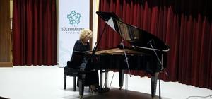"""""""Gülsin Onay Piyano Günleri"""" sona erdi"""