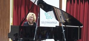 3. Gülsin Onay Piyano Günleri, Gülsin Onay'ın sahne alması ile sona erdi