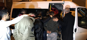 Kayseri'de uyuşturucuyla mücadele