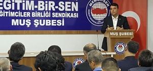 Eğitim-Bir-Sen'den 'temsilciler' toplantısı