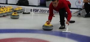 Curling 2. Lig müsabakaları devam ediyor