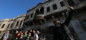 Turizmciler ve gazeteciler Kayseri'yi keşfediyor
