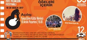 12. Uluslararası İşçi Filmleri Festivali Eskişehir'de başlıyor