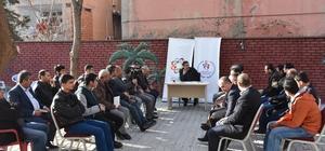 Şair-Yazar Abdulvehap Ballı imza günü düzenledi