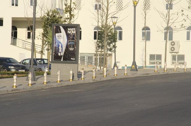 Sultanbeyli'de billboardlar yenileniyor