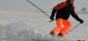 Küpkıran kayakseverleri bekliyor