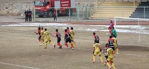 TFF 3. Lig- Bayburt Grup İl Özel İdare ve Gençlik Spor:0- Orhangazi Belediyespor:3
