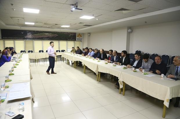Sultanbeyli'de iş sağlığı ve güvenliği eğitimi