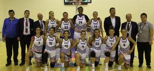 MEÜ Kadın Basketbol Takımı yükselişti