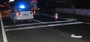 Polis aracının çarptığı genç kız öldü