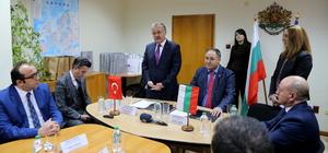 Edirne ve Razgrad arasında iş birliği protokolü