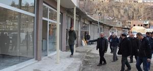 Vali Ustaoğlu, belediye çalışmalarını inceledi