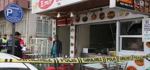 Aydın'da lokantada patlama: 1 yaralı