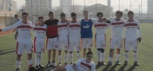 Kayseri U-16 Futbol Ligi B Grubu