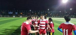 Eskişehir Aqua Rugby ilk hafta maçında galip