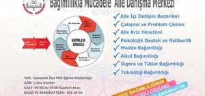 Osmaneli İlçe Milli Eğitim Müdürlüğü Aile Danışma Merkezi çalışmalarına başladı