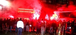 Altay, İzmir'de Şampiyonlar gibi karşılandı