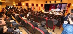 Belediye konservatuarından Türk halk müziği gecesi
