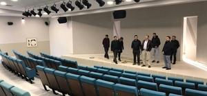 Genelsekreter Bayram, Arslanbey Kültür Merkezi'ni inceledi