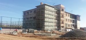 Kahta Fen Lisesi kampusu tamamlanıyor