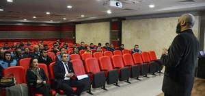 Muğla'da 'Narko-Rehber' eğitimleri sürüyor