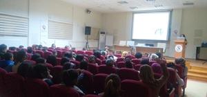 'Ergenlik sorunu ile Siber ve akran zorbalığı' konulu konferans