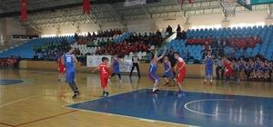 Erzincan'da ANALİG Basketbol müsabakaları tamamlandı