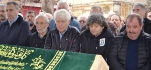 AYOP Başkanı Arga gözyaşlarıyla son yolculuğuna uğurlandı