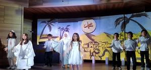 İkra Kolejinde Mevlid-i Nebi etkinliği düzenlendi
