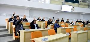 Büyükşehir Meclisi Aralık ayı toplantısı devam ediyor