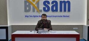 BİLSAM'da Türkiye İran ilişkileri anlatıldı