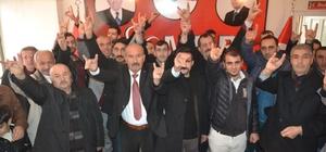 MHP'ye son bir ayda 250 yeni üye katıldı
