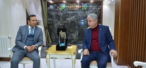 E.Yeni Malatyaspor yönetimini ağırlayan Başkan Polat: