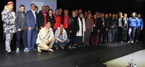 Alanya'da Sporcu Sağlığı ve Beslenmesi Semineri
