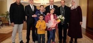"Vali Azizoğlu: ""İslam barış dinidir"""