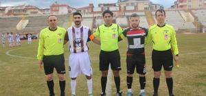 Bilecikspor'dan maçın hakemi Mehmet Karagöz ve triosuna tepki